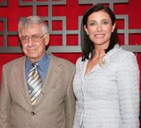 Philip Baker Hall and Mimi Rogers at the FOX Broadcasting Company Upfront.