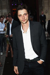 Raphael Personnaz at the Jaeger-LeCoultre Reverso 80th Anniversary in France.