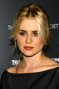Actress Alison Lohman at the N.Y. premiere of