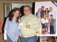 Kimberly Williams and Larry Joe Campbell at the