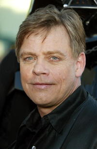 Mark Hamill at the premiere of
