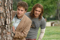 Seth Rogen and James Franco in