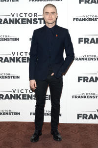 Daniel Radcliffe at the New York premiere of