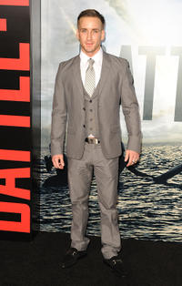 Will Rothhaar at the California premiere of