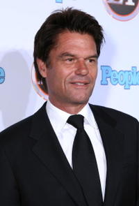 Harry Hamlin arrives at 11th Annual Entertainment Tonight Party sponsored by People.