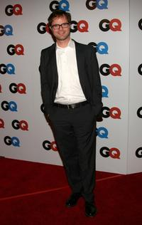 Rainn Wilson at the GQ magazine 2006 Men of the Year dinner celebrating the 11th Annual Men of the Year issue.