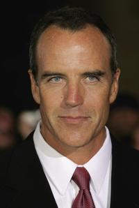 Richard Burgi at the Gala Dinner during the Northern Rock All Star Cup.