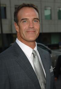 Richard Burgi at the premiere of