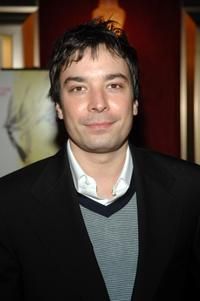 Jimmy Fallon at the premiere of