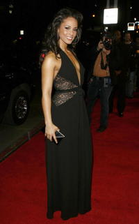 Alicia Keys at the Hollywood premiere of