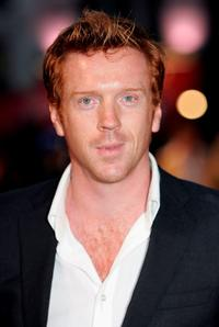 Damian Lewis at the world premiere of