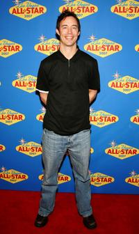 Tom Cavanagh at the 2007 NBA All-Star Game.