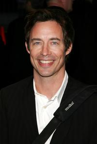 Tom Cavanagh at the premiere of