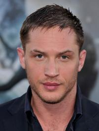Tom Hardy at the California premiere of