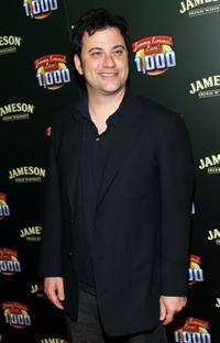 Jimmy Kimmel at the celebration of Jimmy Kimmel Live's 1000th episode with Jameson Irish Whisky.