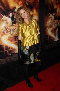 Sienna Guillory at the New York premiere of