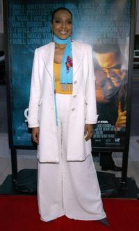 Nona Gaye at the premiere of