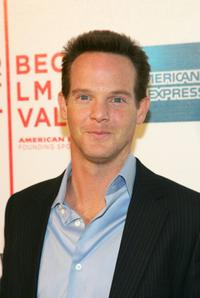 Jason Gray-Stanford at the premiere of