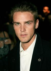 Riley Smith at the Joey Tierney Fall 2007 fashion show during the Mercedes Benz Fashion week.