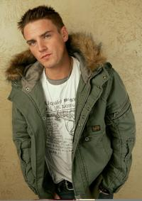 Riley Smith at the 2007 Sundance Film Festival.