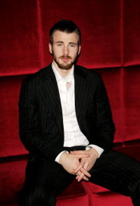 Chris Evans at the after party of the London premiere of