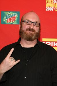 Brian Posehn at the Spike TV's 2007