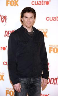 Michael C. Hall at the