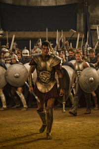 Henry Cavill as Theseus in