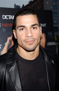 Franky G. at the special screening of