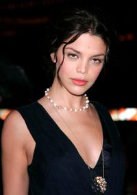 Vanessa Ferlito at the 31st Annual Peoples Choice Awards.