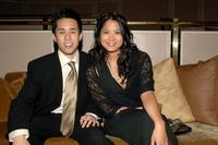 Parry Shen and Kim Shen at the VIP Reception during the 14th Annual Diversity Awards Gala.