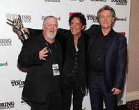 Ray Waddell, Neal Schon and Ross Valory at the 2011 Billboard Touring Awards in New York.