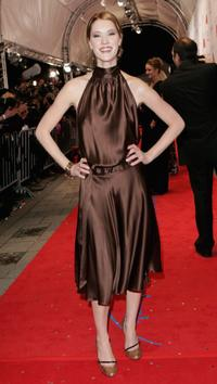 Lauren Lee Smith at the 34th annual German Film Ball.