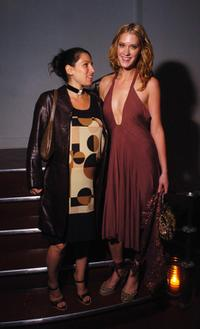 Tamara Faith Berger and Lauren Lee Smith at the afterparty of