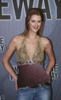 Lauren Lee Smith at the photocall of