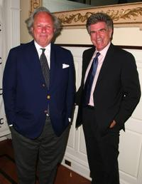 Graydon Carter and Tom Freston at the Natural Resources Defense Council's 11th Annual