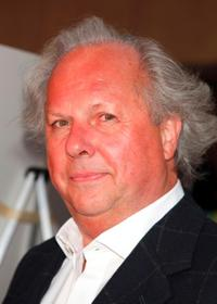 Graydon Carter at the premiere of