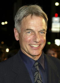 Mark Harmon at the premiere of