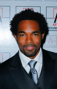 Jason Winston George at the 2009 AFTRA (American Federation of Television and Radio Artists) Media and Entertainment Excellence Awards.