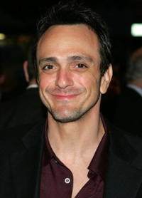 Hank Azaria at the opening night of