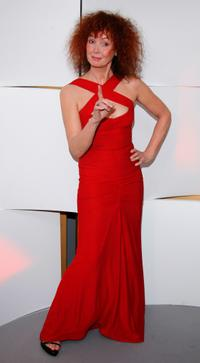 Sabine Azema at the 32nd Cesars french film awards ceremony, during a photo call.