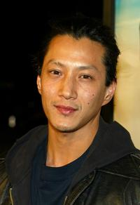 Will Yun Lee at the Los Angeles premiere of
