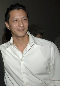 Will Yun Lee at the after party of the premiere screening of