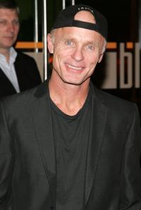Ed Harris at the after party for the opening night of