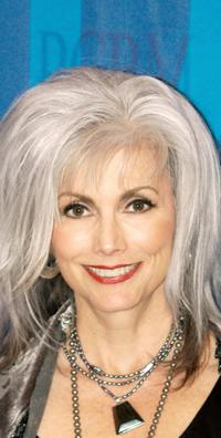 Emmylou Harris at the Art of Compassion Gala.
