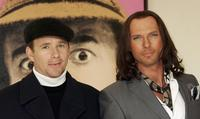 Jason Connery and Luke Goss at the photocall of