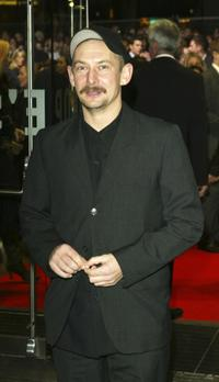 Ian Hart at the premiere of