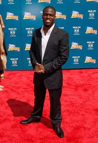 Kevin Hart at the 2008 BET Awards.