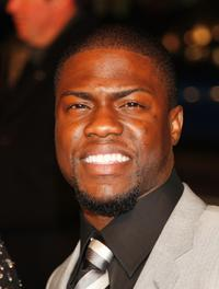 Kevin Hart at the premiere of