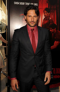 Joe Manganiello at the after party of the California premiere of